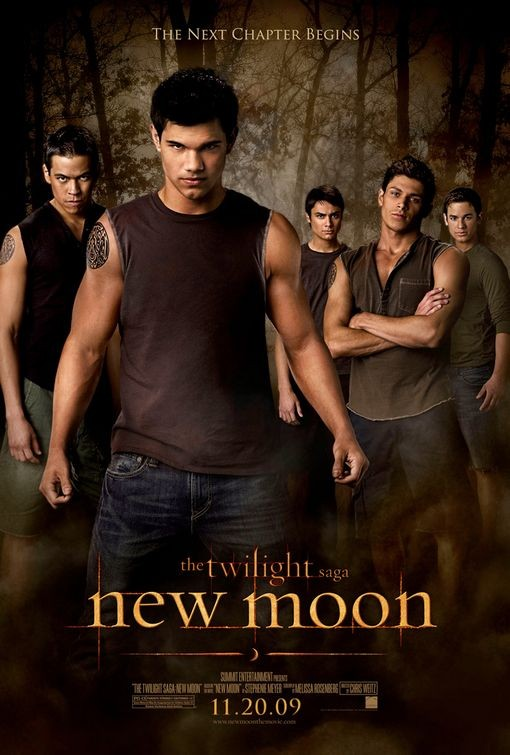 Nuovo poster USA per Twilight: New Moon (2)