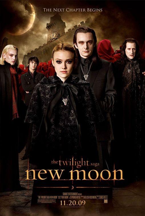 Nuovo poster USA per Twilight: New Moon (3)