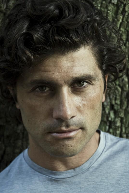 Un ritratto di Giuseppe Morrone (foto di Lea Zalco)