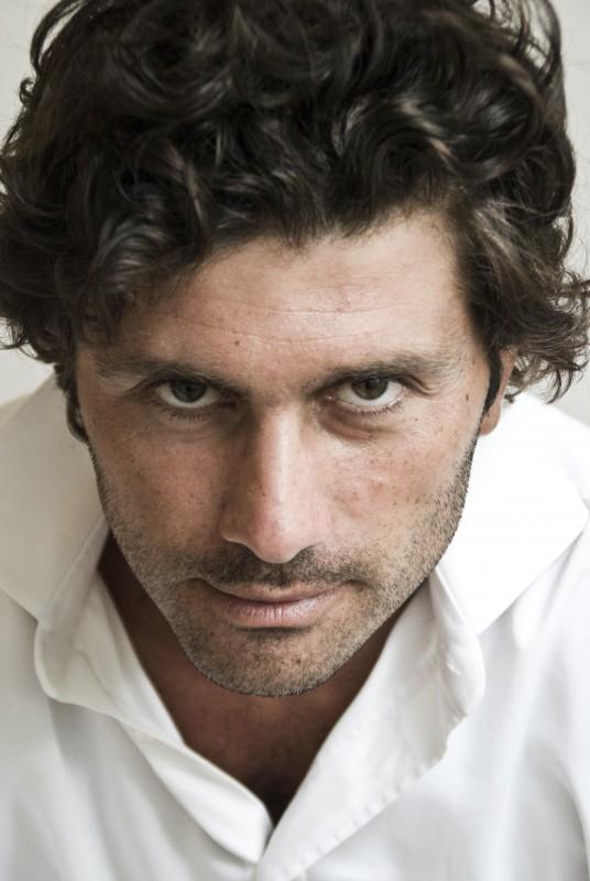 una immagine di Giuseppe Morrone (foto: Lea Zalco)