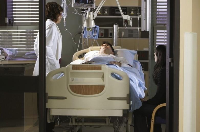 Una scena dell'episodio Nameless, Faceless di Criminal Minds