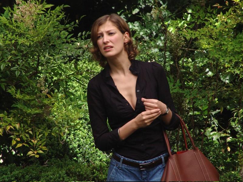 Alexandra Maria Lara nel film The City of Your Final Destination