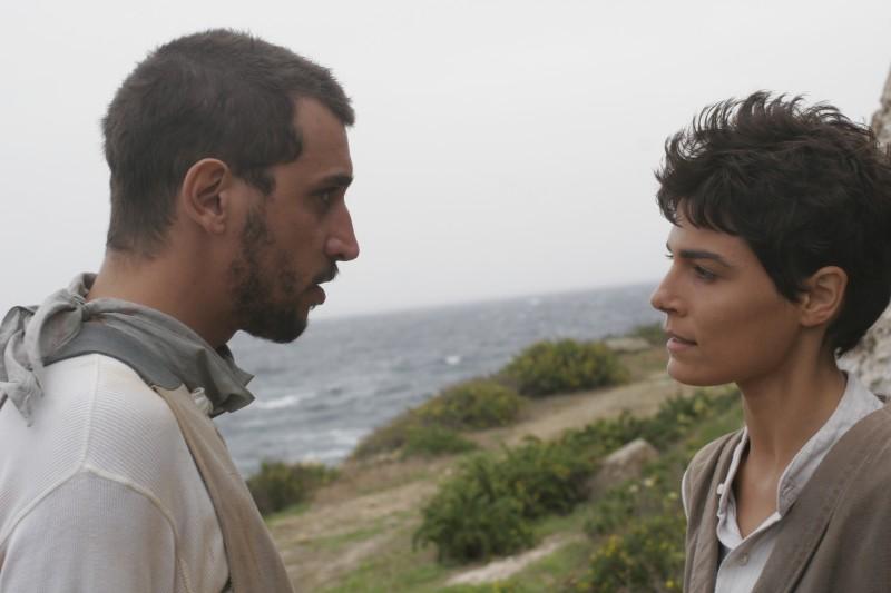 Corrado Fortuna e Valeria Solarino in Viola di Mare