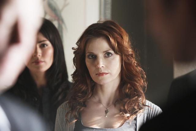 Heather Stephens in una scena dell'episodio Diamond Jane della serie The Forgotten
