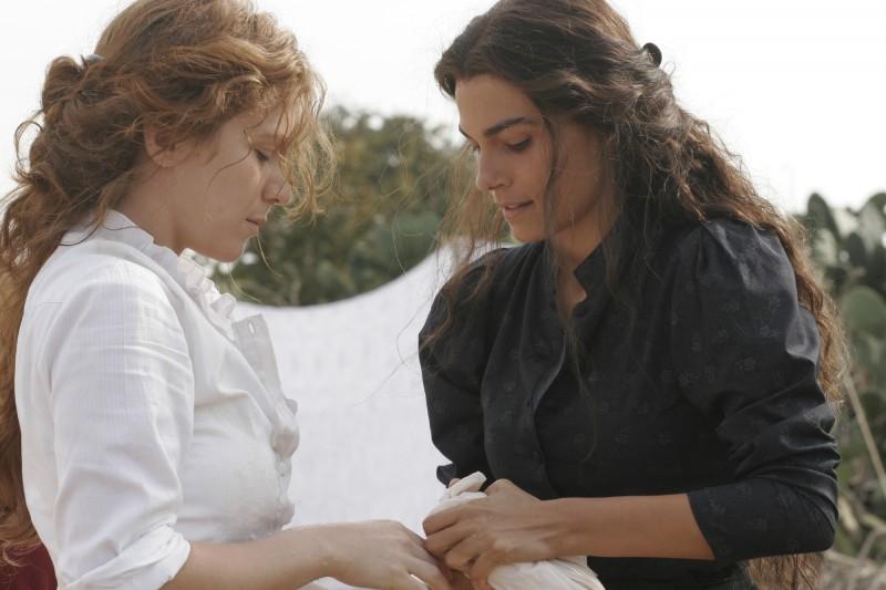 Isabella Ragonese e Valeria Solarino sono le protagoniste di Viola di Mare