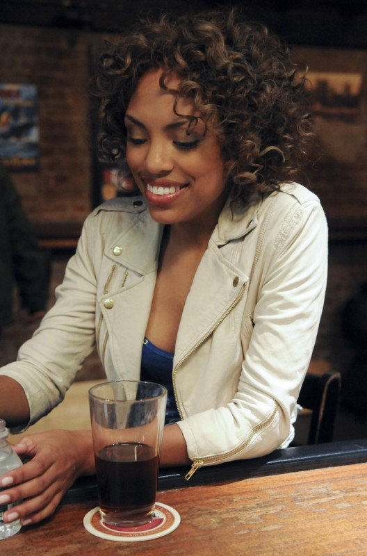 Jaime Lee Kirchner in una scena dell'episodio Can We Get That Drink Now? della serie Mercy