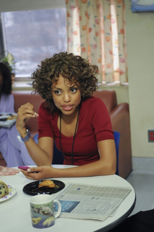 Jaime Lee Kirchner nell'episodio Can We Get That Drink Now? della serie Mercy