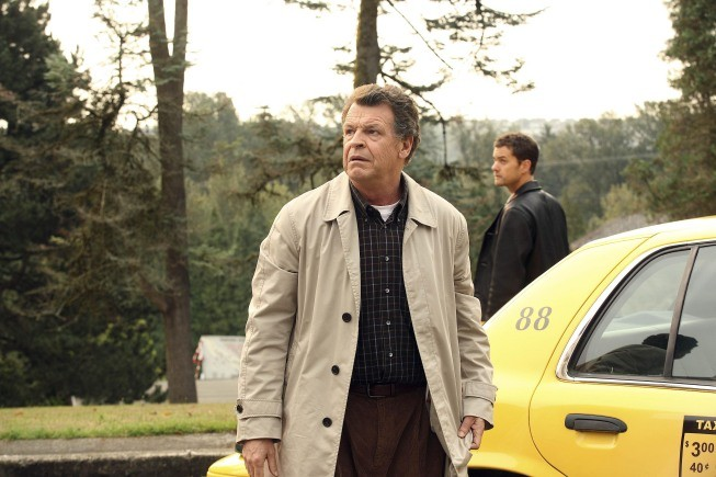 John Noble nell'episodio Dream Logic di Fringe