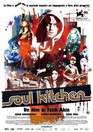 La locandina di Soul Kitchen