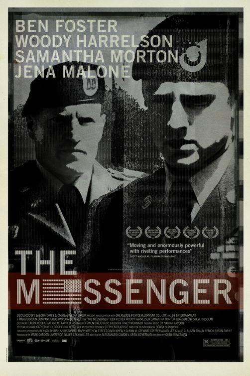 La locandina di The Messenger