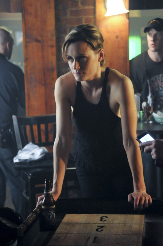 Taylor Schilling nell'episodio Can We Get That Drink Now? della serie Mercy