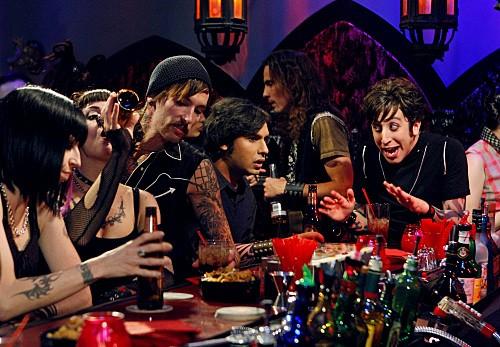 Un momento dell'episodio The Gothowitz Deviation della serie The Big Bang Theory