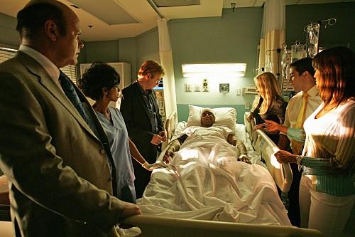 Una scena dell'episodio Out of Time di CSI Miami
