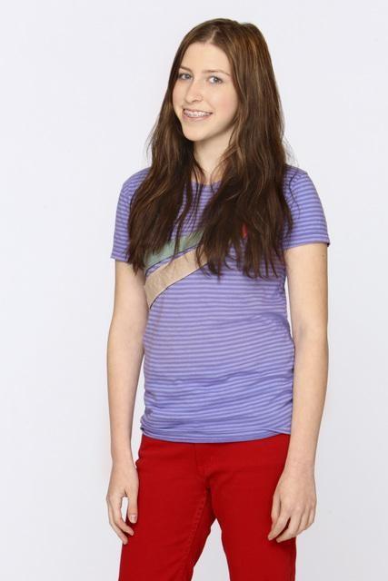 Eden Sher in una foto promozionale della serie The Middle