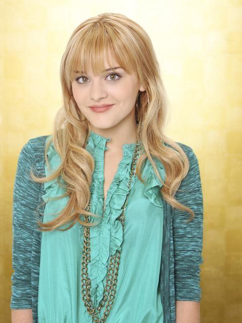 Jordan Hinson è Maddie Pryor nella serie Hank