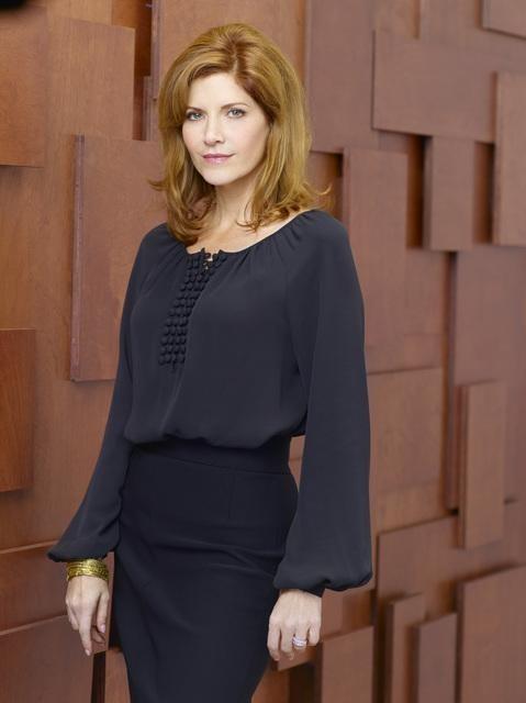 Melinda McGraw è Tilly Pryor nella serie Hank