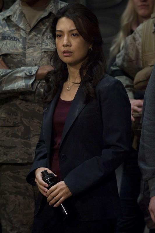 Ming-Na nella premiere di Stargate Universe