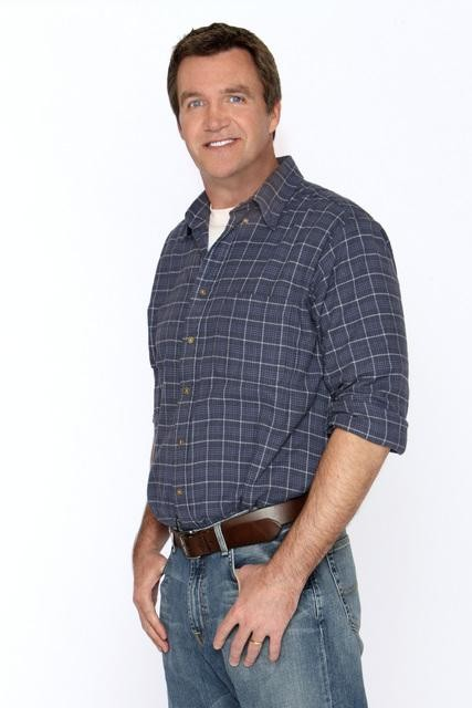 Neil Flynn in una foto promozionale della serie The Middle