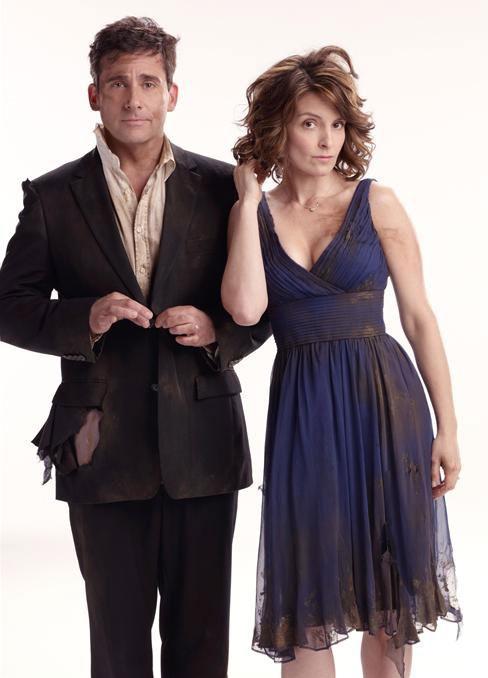 Steve Carell e Tina Fey nella prima immagine ufficiale della commedia Date Night