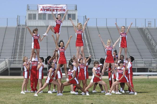 Un momento dell'episodio Vitamin D della serie Glee