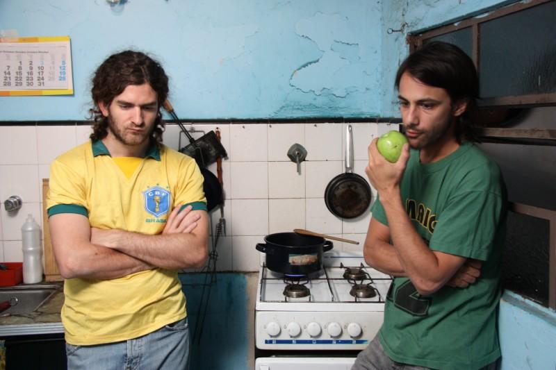 Una scena del film Plan B, di Marco Berger