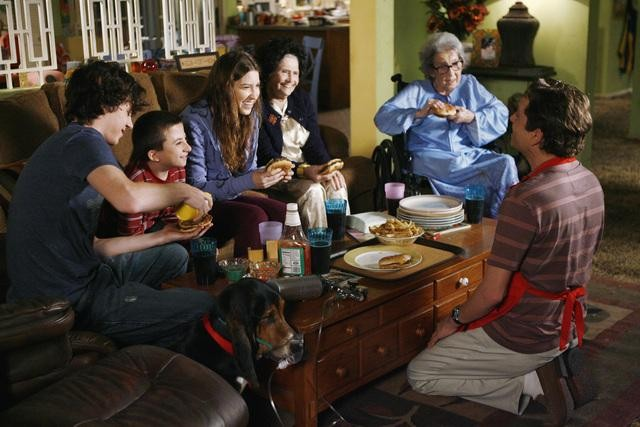 Una scena dell'episodio The Floating Anniversary della serie The Middle