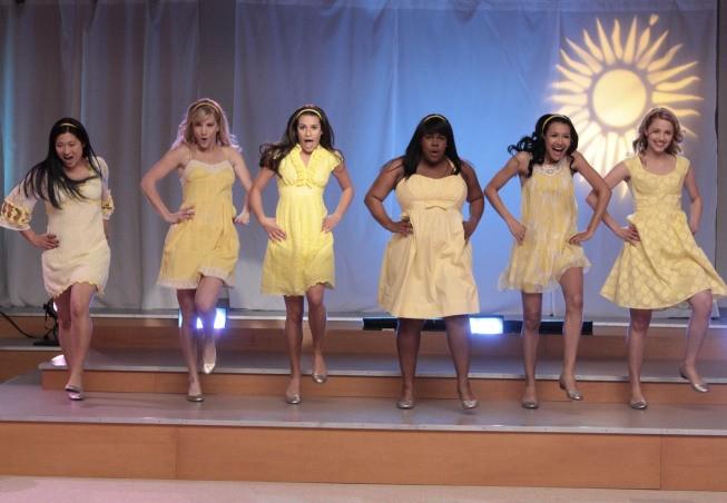 Una scena dell'episodio Vitamin D della serie Glee