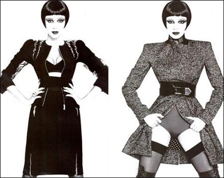 Eva Longoria in versione fetish sul magazine Citizen K