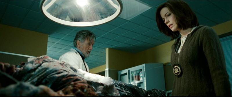 Kate Beckinsale in un'immagine del thriller Whiteout - Incubo bianco