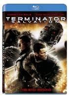 La copertina di Terminator Salvation (blu-ray)