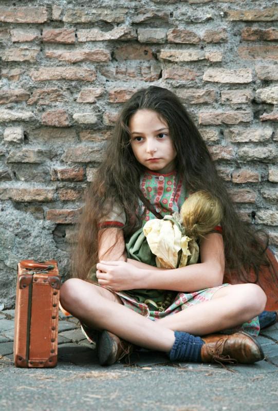 Lucrezia Romana Antonelli nella seconda stagione di Raccontami