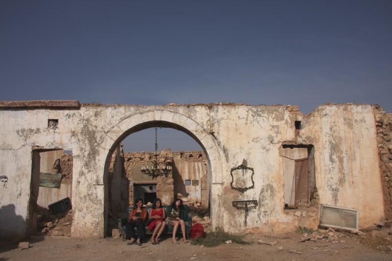 Un'immagine del film Every Day Is A Holiday diretto da Dima El-Horr e in concorso al Festival di Roma nel 2009