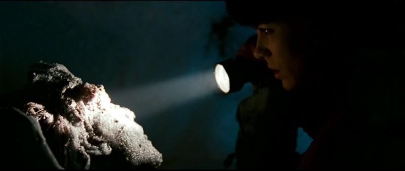 Un'immagine del thriller Whiteout - Incubo bianco