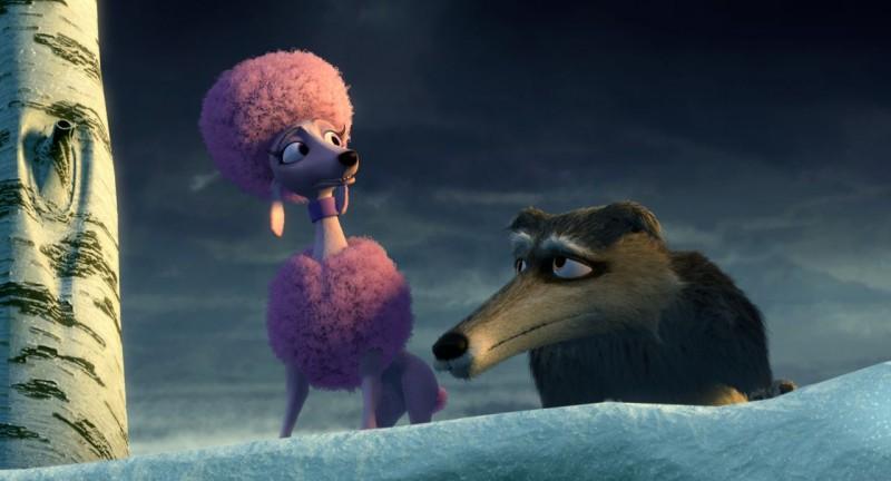 Un'immagine tratta dal film Niko una renna per amico