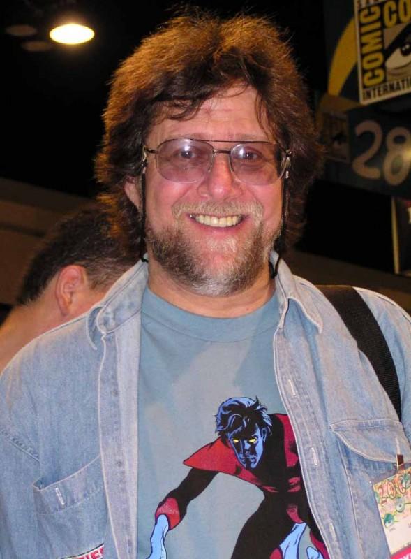 Una foto di Len Wein