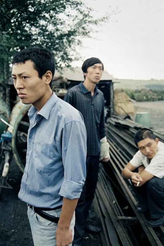 Una scena del film cinese Youth (Qingnian, 2008) in concorso al Festival di Roma 2009