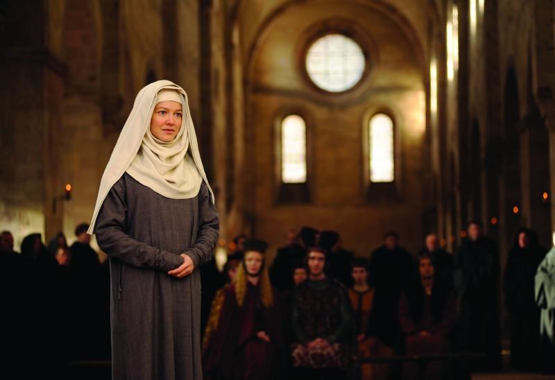 Una sequenza del film Vision (2009) di Margarethe Von Trotta