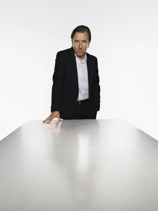 Il Dott. Cal Lightman (Tim Roth) in un'immagine promo per la serie Lie to Me