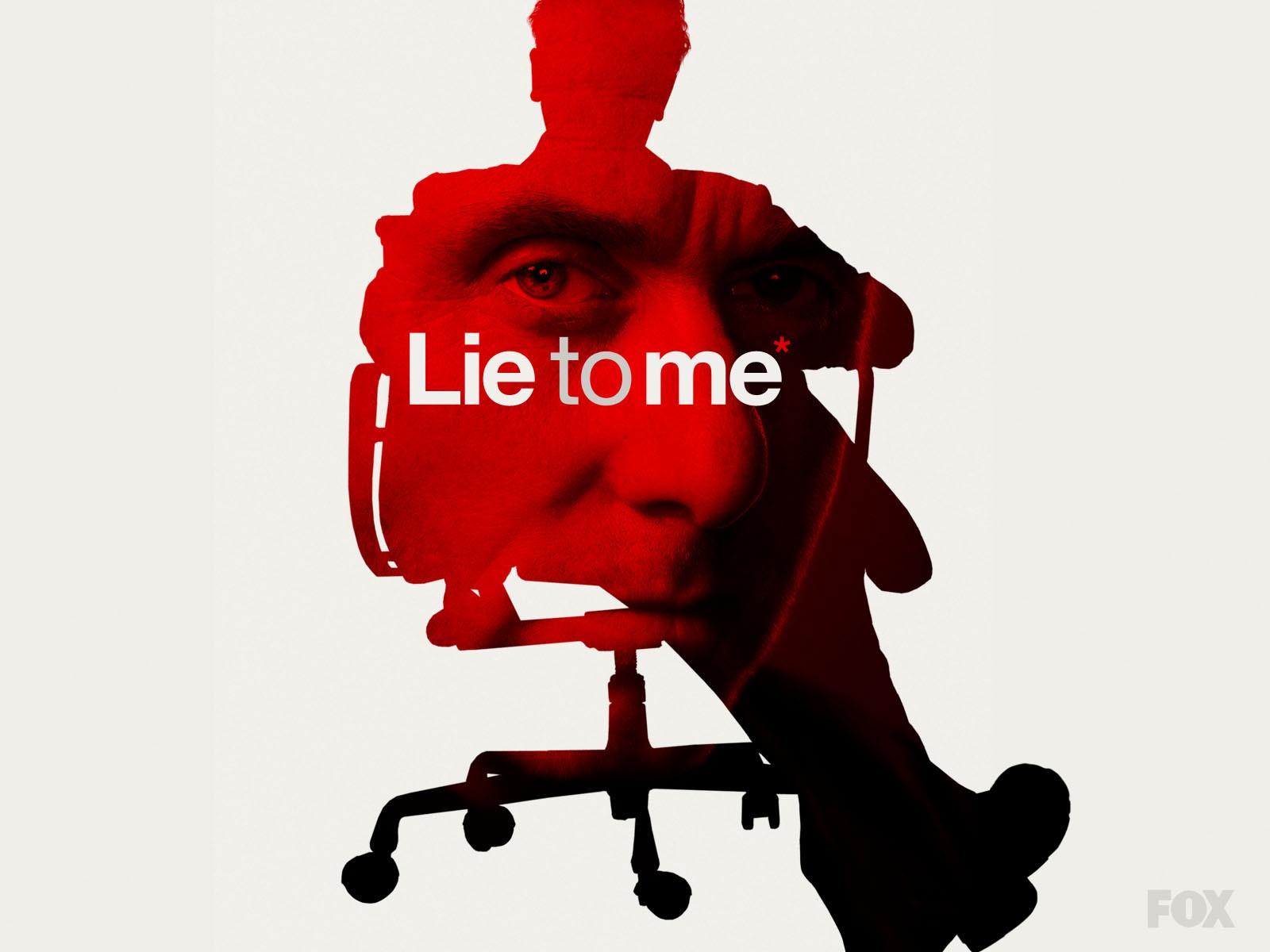 Un wallpaper della seconda stagione della serie Lie to Me