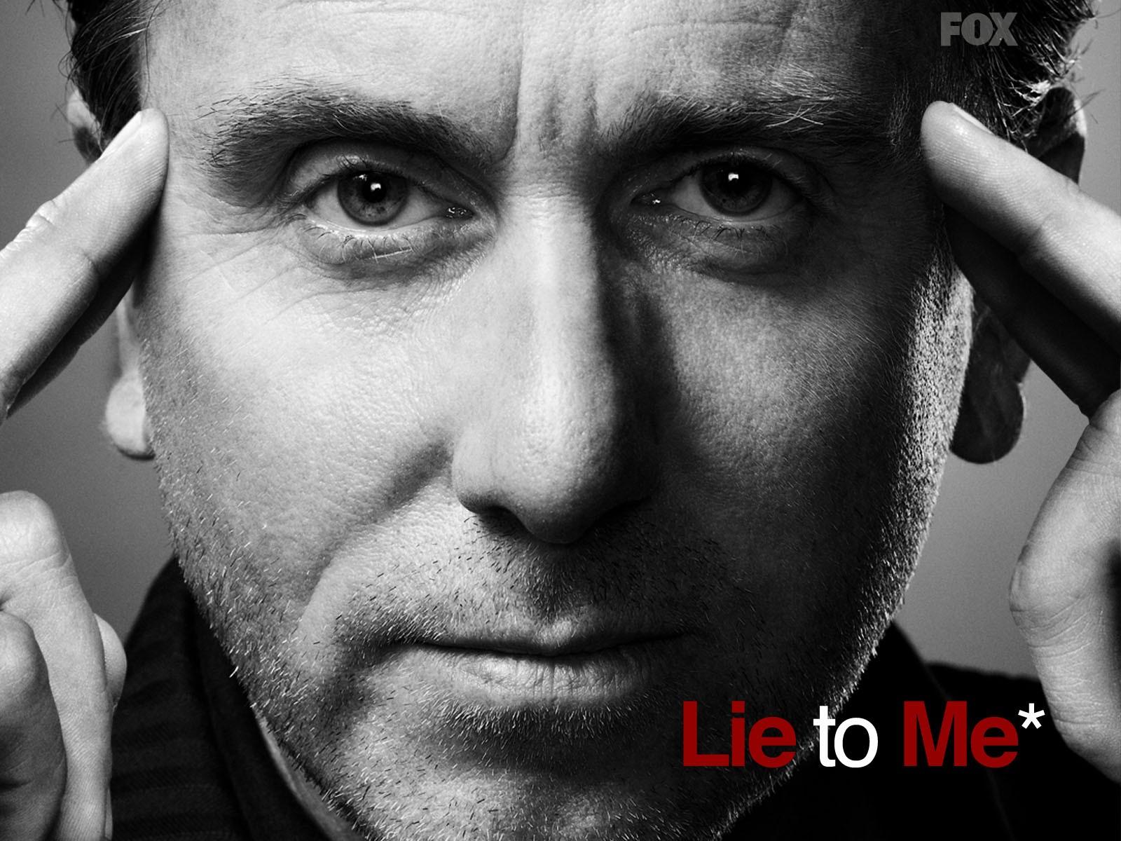 Wallpaper: un primo piano di Tim Roth per la stagione 2 di Lie to Me