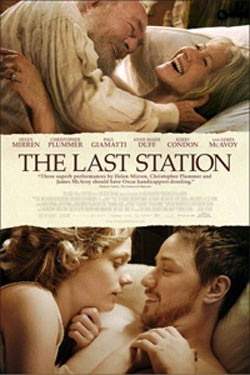 Locandina del film The Last Station
