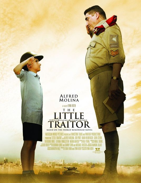 La locandina di The Little Traitor