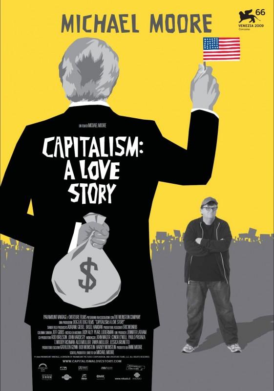 Locandina italiana per Capitalism: A Love Story