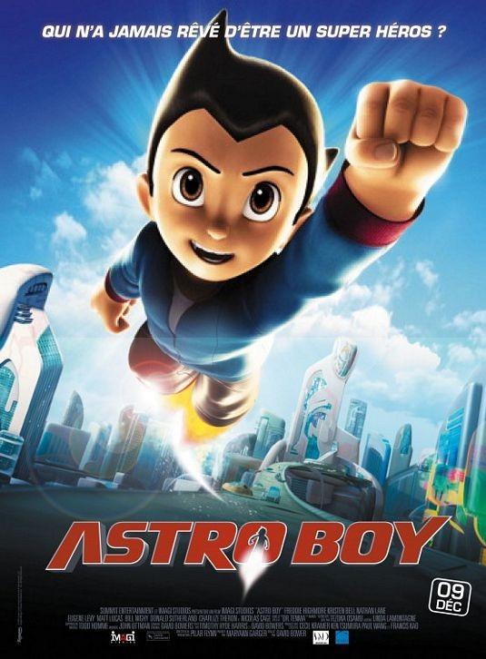 Poster francese per Astro Boy
