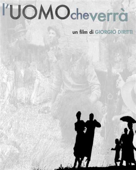 Un teaser poster del film L\'uomo che verrà di Giorgio Diritti.