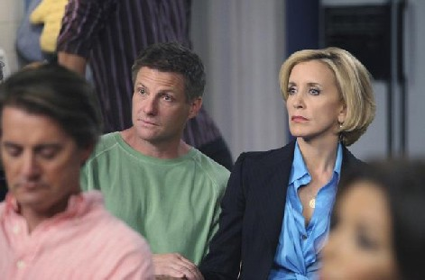 Desperate Housewives, stagione 6: Doug Savant e Felicity Huffman nell'episodio The God-Why-Don't-You-Love-Me Blues