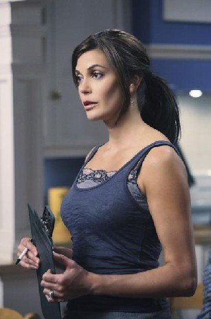 Desperate Housewives, stagione 6: Teri Hatcher (Susan Mayer) nell'episodio Everybody Ought to Have a Maid