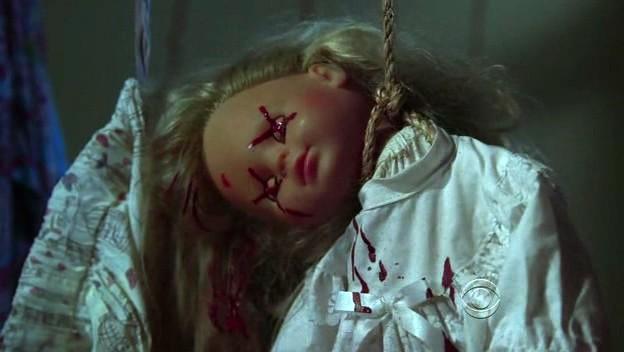 Ghost Whisperer: una scena inquietante di See No Evil, secondo episodio della quinta stagione