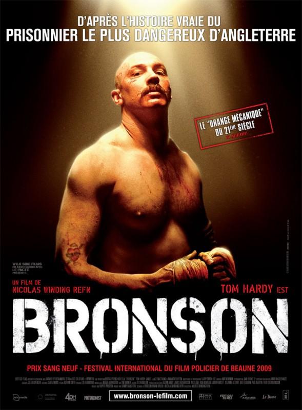 La locandina di Bronson