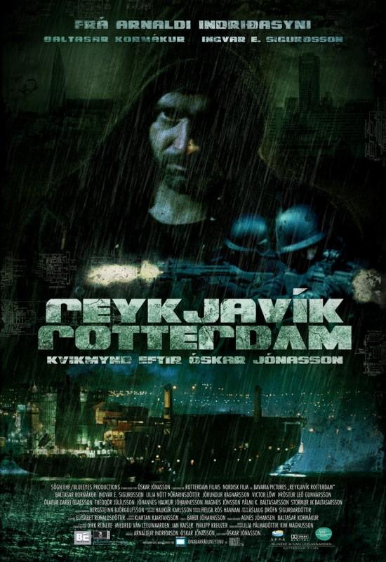 La locandina di Reykjavik-Rotterdam